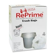 Heritage Bag Company Reprime Can Liners, 23 Gal, .90 Mil, 28'' X 45'', 50/Box