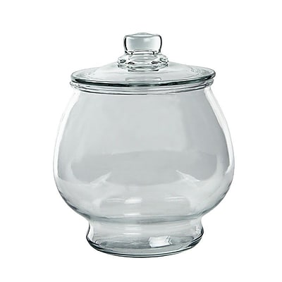 Syndicate Sales 1 Gallon Footed Terrarium Vase; 8.5'' H x 7'' W x 7'' D
