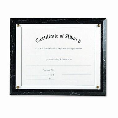 Award certificate holders staplesmasterpiece studios for Resume holder staples