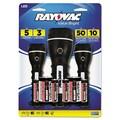 Rayovac Value Bright LED Flashlights (Set of 3)