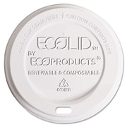 ECO-PRODUCTS Hot Cup Lid (800 Pack); 8 oz.
