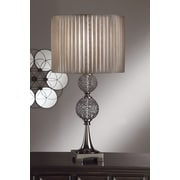 Crestview Alexandrea 30.5'' H Table Lamp with Drum Shade