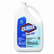 CLOROX Clean-Up Cleaner with Bleach, 128 Oz. Bottle