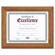 DAX MANUFACTURING INC.                             Document/Certificate Wood Frame