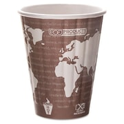 ECO-PRODUCTS Insulated Compostable Hot Cup (600 Pack)