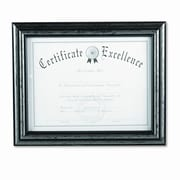 DAX MANUFACTURING INC. Desk/Wall Document Wood Frame, 8.5'' x 11''