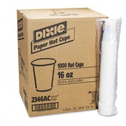 Dixie Dixie  Sage  Collection Hot Drink Cups; 16 oz.