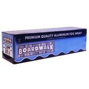 Boardwalk 1000' Extra Heavy-Duty Aluminum Foil Roll in Silver