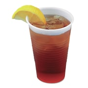 Boardwalk 3 o.z Translucent Plastic Hot/Cold Cups (Carton of 2,500)