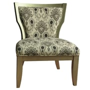 Crestview Madison Ikat Side Chair