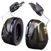 3M Optime 24 dB NRR Earmuff Cap-Mount Headset
