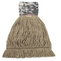 Unisan Patriot Looped End Wide Band Mop Head (12 Pack); Medium