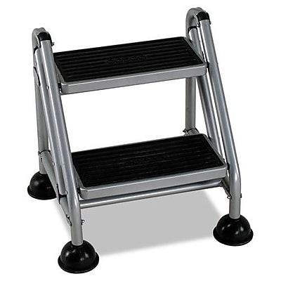 Cosco 2-Step Rolling Commercial Step Stool