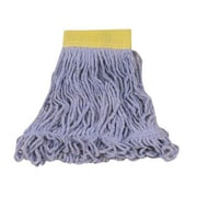 Rubbermaid Commercial Products Small Super Stitch Blend Mop Heads in Blue