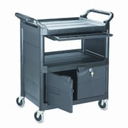 Rubbermaid 29'' Commercial Utility Cart