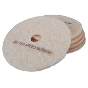 3M Ultra High-Speed TopLine 20'' Floor Burnishing Pad (Set of 5)