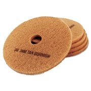 3M Ultra High-Speed Floor Burnishing Pad (Set of 5)