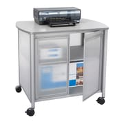 Safco Products Impromptu Deluxe Machine Stand with Doors