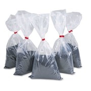 Rubbermaid Commercial Products Sand Bags (Set of 5); Black
