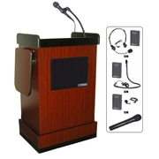 AmpliVox Sound Systems Smart Computer Lectern