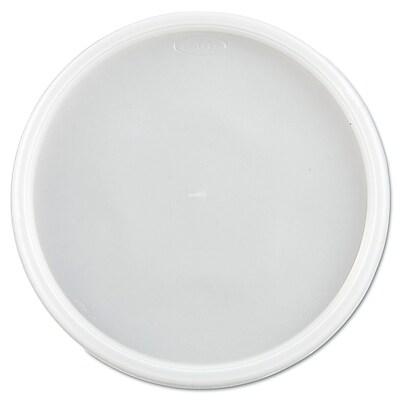 DART Plastic Lid Fits 24-32 oz. Cups (Case of 500) WYF078277514985