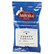 PapaNicholas Coffee Co Premium French Vanilla Coffee (18 Pack)