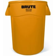 Rubbermaid Commercial Products 44-Gal Brute Vented Trash Receptacle