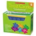 Scholastic Trait Crate Books for Grade 6 (Set of 6)