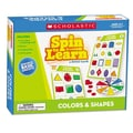 Scholastic Spin To Learn Colors and Shapes Game