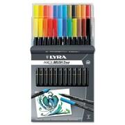 Dixon  Ticonderoga Lyra Dual Tip Marker, 24 Per Pack