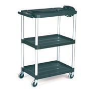 Rubbermaid Commercial Products Media Master AV Cart with 2-Shelf