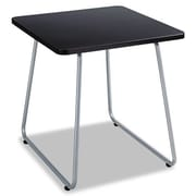 Safco Products End Table; Silver