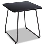 Safco Products End Table; Black