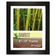 Nu-Dell Bamboo Picture Frame; 8  x 10