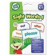 The Board Dudes Leapfrog Sight Words I Flash Card