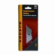 Cosco Home and Office Plastic/Heavy-Duty Utility Knife Blades, 10 per Pack
