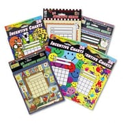 Teacher Created Resources Pack of 216 Assorted Incentive Charts