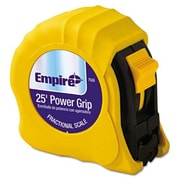 Empire Level Manufacturing Co Power Grip Steel Measure Tape