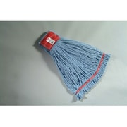Rubbermaid Commercial Products Large Web Foot Wet Mop Head in Blue