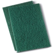 Premiere Pads Heavy Duty Scour Pad in Green