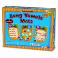 Scholastic Vowels Mats Kit, Long Vowels