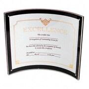Deflecto Superior Image Magnetic Certificate Holder