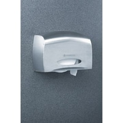 Kimberly-Clark Coreless JRT Bath Tissues Dispenser E-Z Load w/ Stainless Steel
