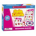 Scholastic Spin To Learn Beginning Blends Game
