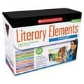 Scholastic Literary Elements 25-Piece Box Set