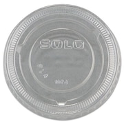 Solo Cups No-Slot Plastic Cup Lids (Set of 2500)