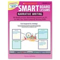Scholastic SMART Board Lessons with CD, Writing, Grades 3-6, 48 pages