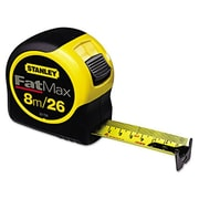 STANLEY BOSTITCH FatMax Blade Armor Reinforced Tape Measure; 25'