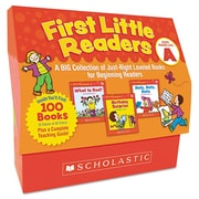Scholastic First Little Readers Level A Book (Set of 100)