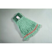 Rubbermaid Commercial Products 0.59'' Medium Web Foot Wet Mop Head in Green